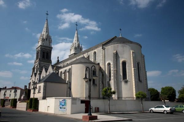 Eglise des Essarts