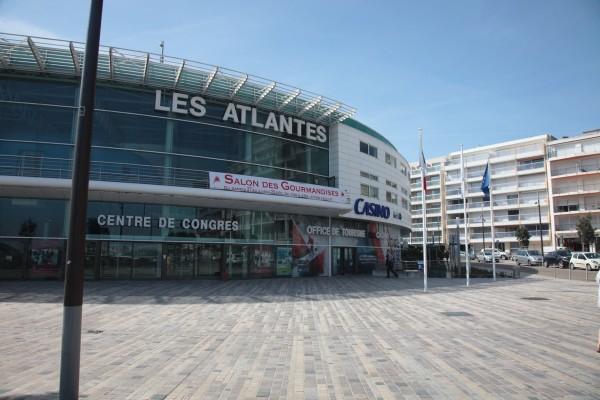 Palais des congrès des atlantes et son casino