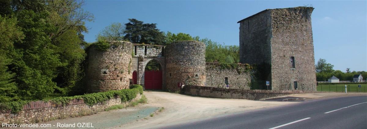 Chateau des Essarts