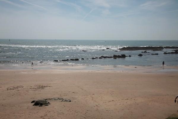 Grand plage des Sables d'Olonne
