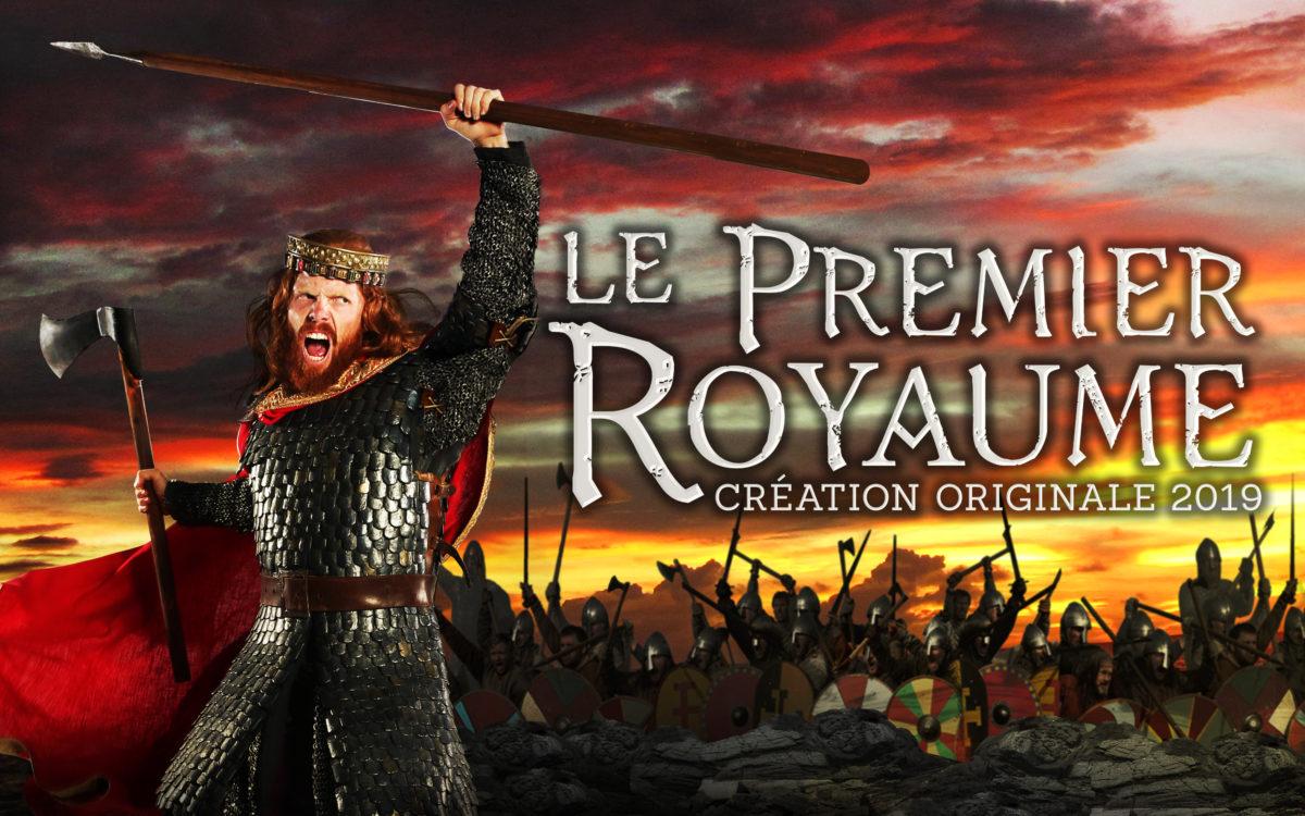 Le Premier Royaume, nouveau spectacle du Puy du Fou